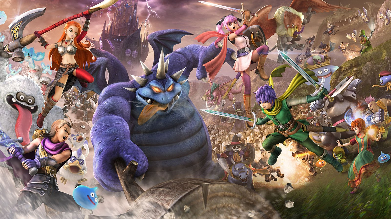 Dragon Quest Heroes II Review - Omega Force's Best Work 1
