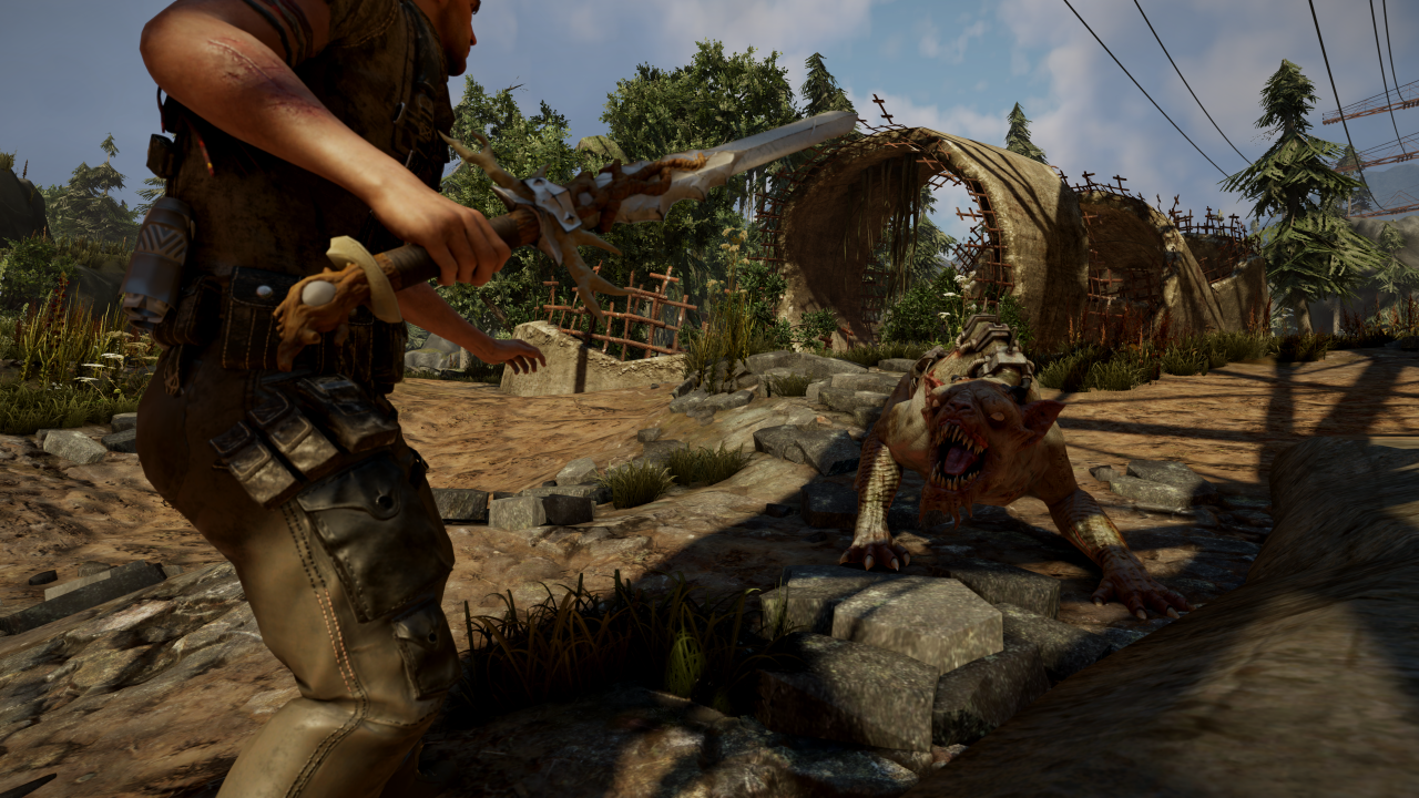 ELEX Preview – A New Open World Contender 2