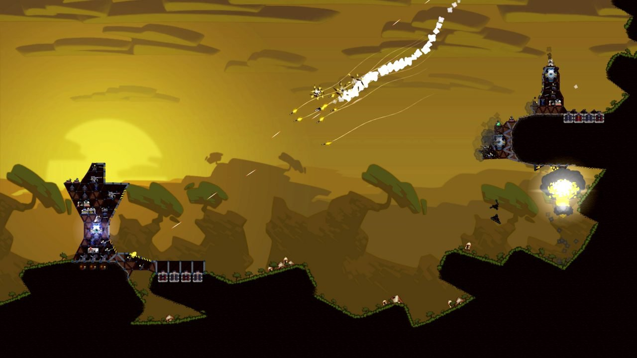 Forts Review - A Fun 2D Rts 2