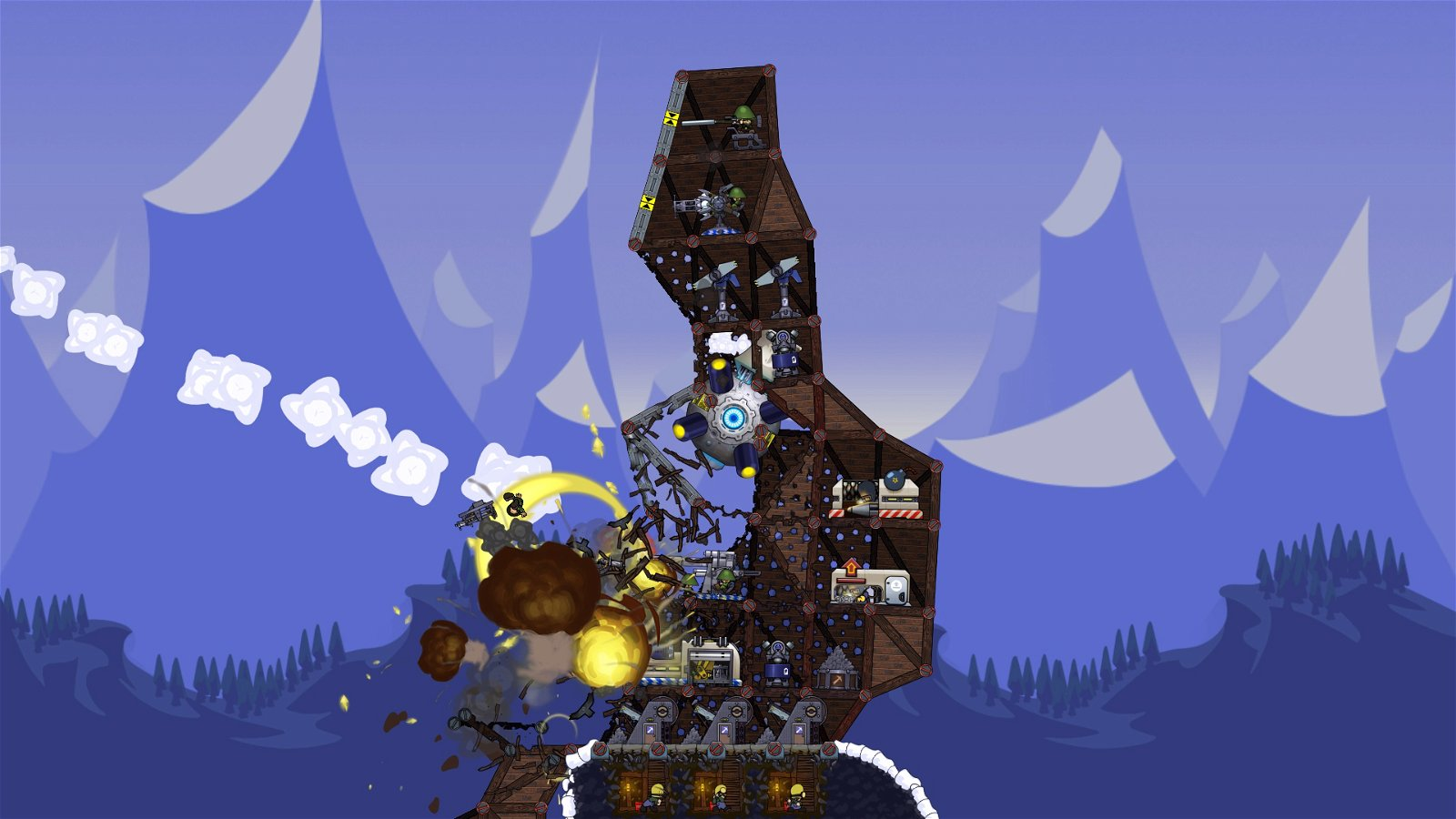 Forts Review - A Fun 2D RTS 1