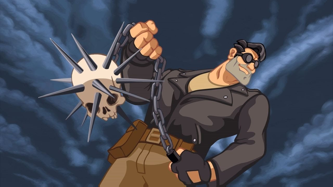 Full Throttle Remastered Review - Lacking Life 1