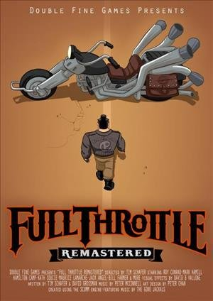 Full Throttle Remastered Review - Lacking Life 2