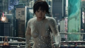 Ghost in the Shell Underperforms in Box Office