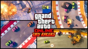 Grand Theft Auto Online: Tiny Racers Launching April 25