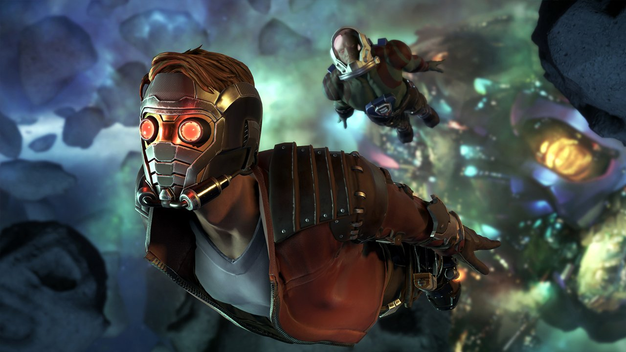 Guardians Of The Galaxy: A Telltale Series Episode 1 Tangled Up In Blue Review 2