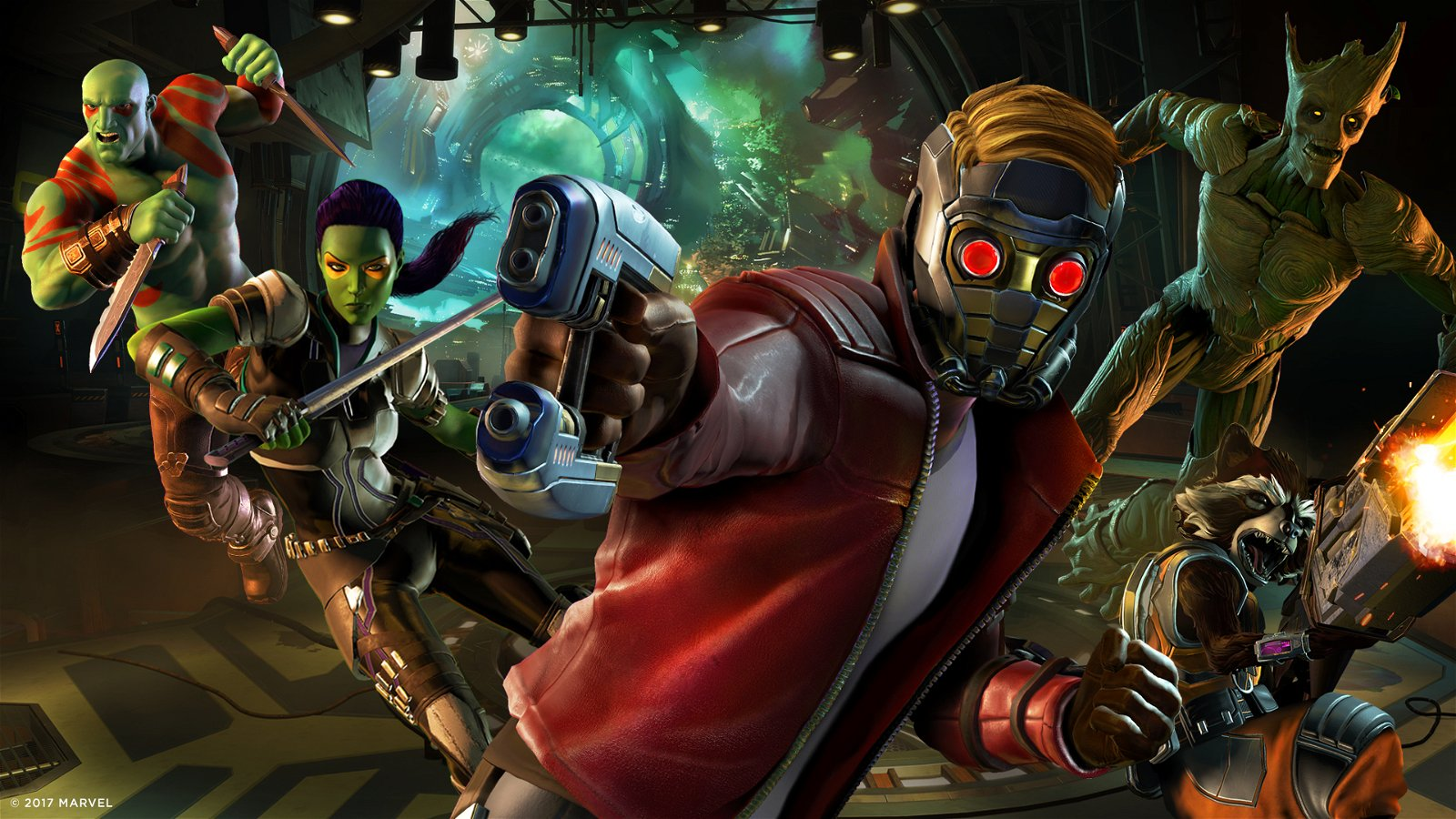"""Guardians of the Galaxy: A Telltale Series Episode 1 """"Tangled Up in Blue"""" Review 6"""