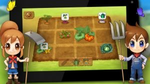 Harvest Moon Lil' Farmers Heading to Mobile Devices