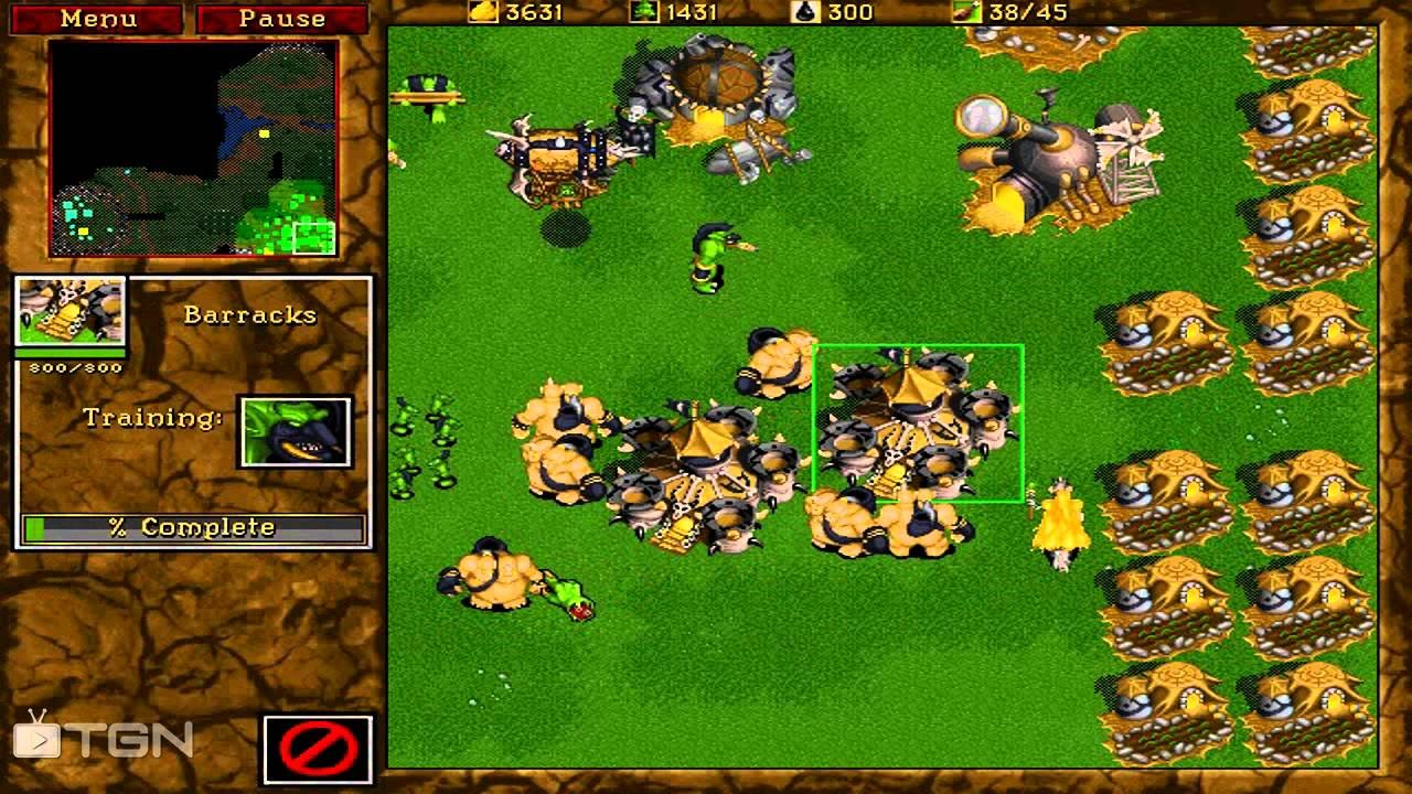 How Warcraft Ii And C&Amp;C Shaped An Entire Genre 1