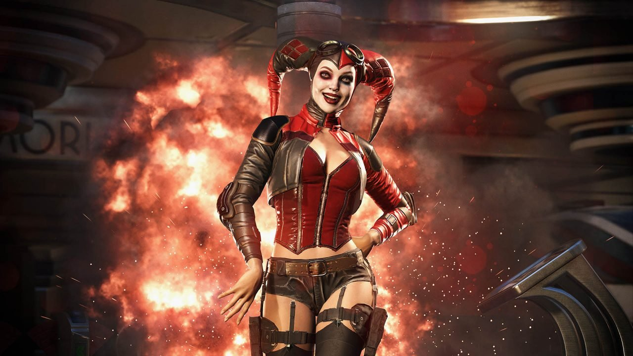 Injustice 2 Gameplay Videos Leak 1