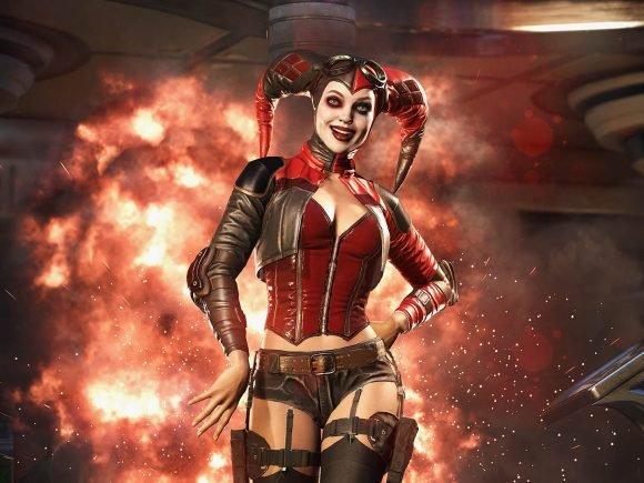 Injustice 2 Gameplay Videos Leak 1