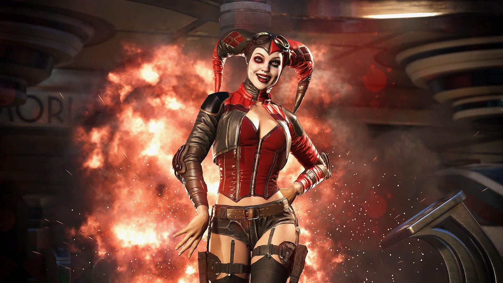 Injustice 2 Gameplay Videos Leak 2