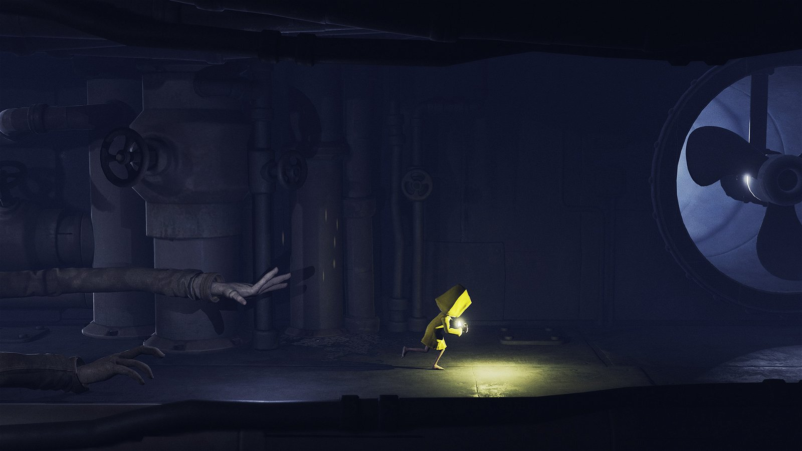 Little Nightmares Review – Equal Parts Scary And Cute 2