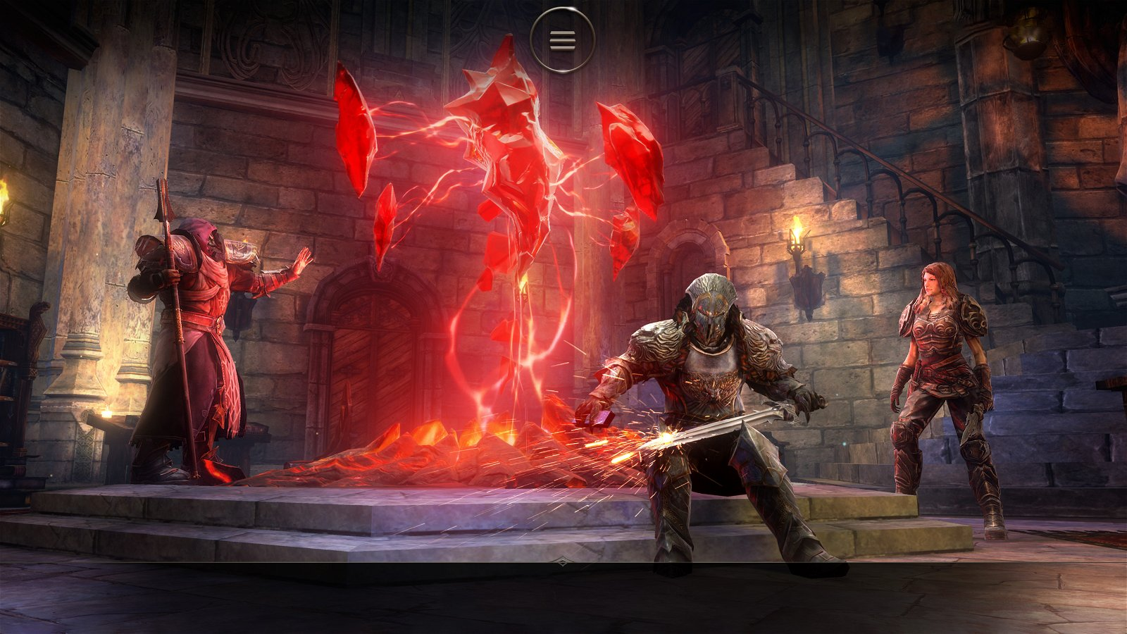 Lords Of The Fallen Mobile Review - A Poor Transition 2