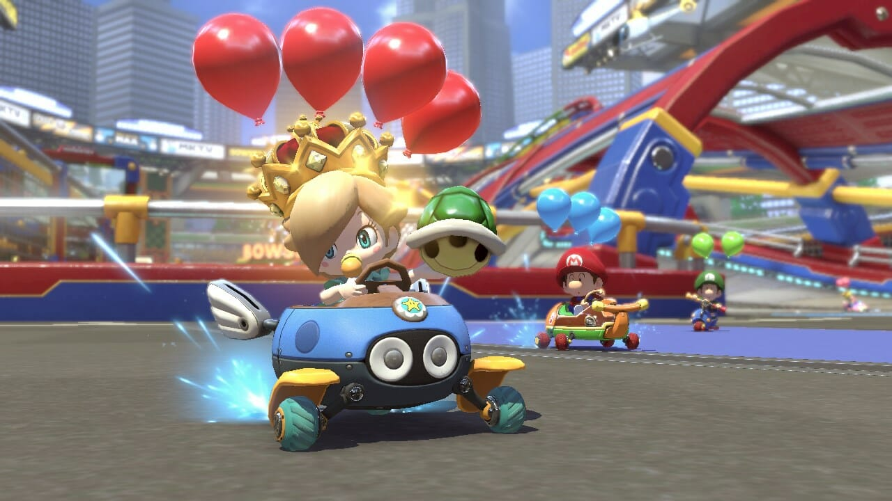 Mario Kart 8 Deluxe Review - Overflowing With Content 2