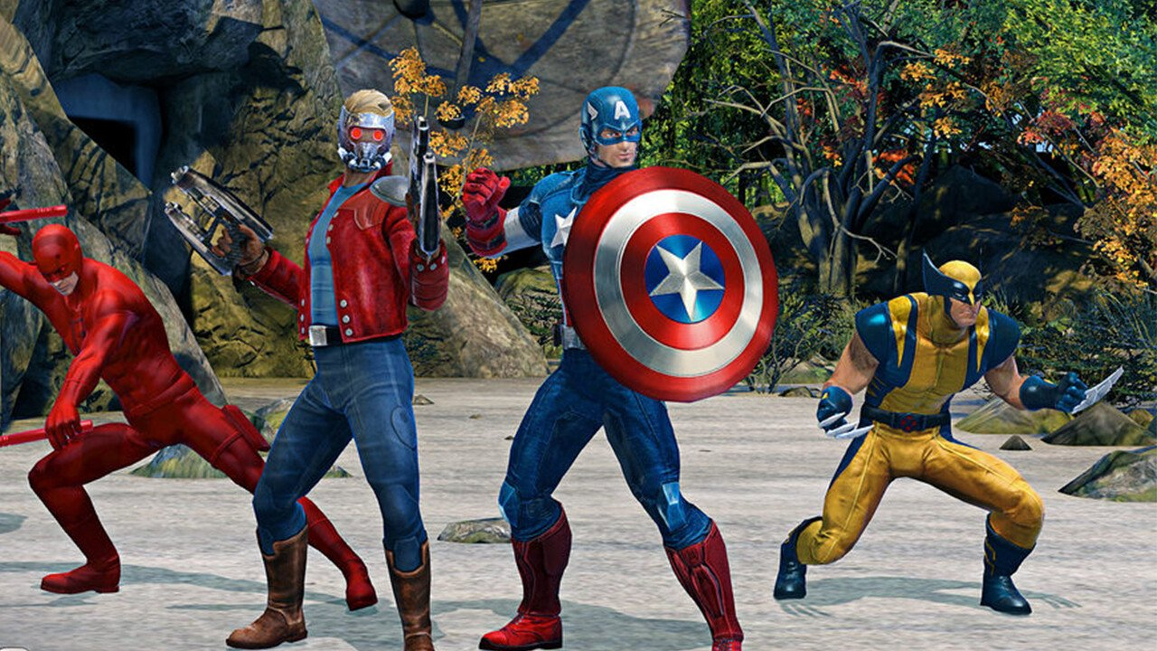 Marvel Heroes Coming to PS4 and Xbox One This Spring