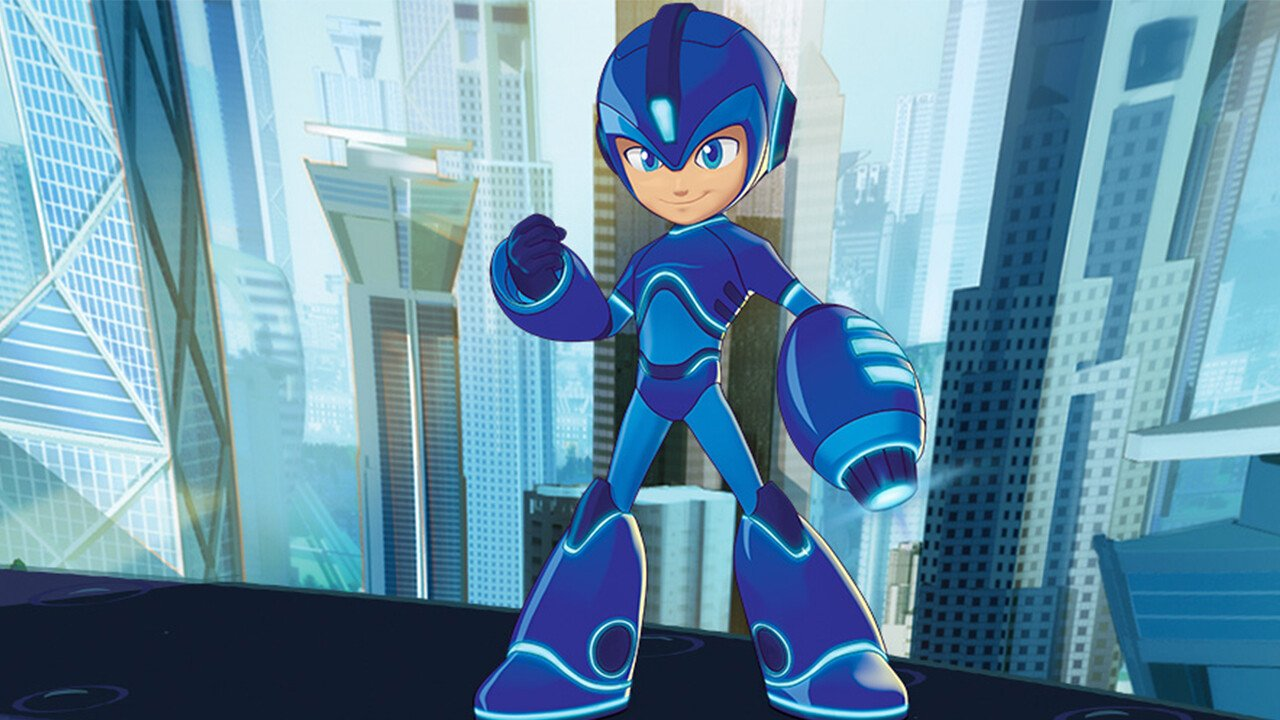 Mega Man is Making His Way to Cartoon Network 1
