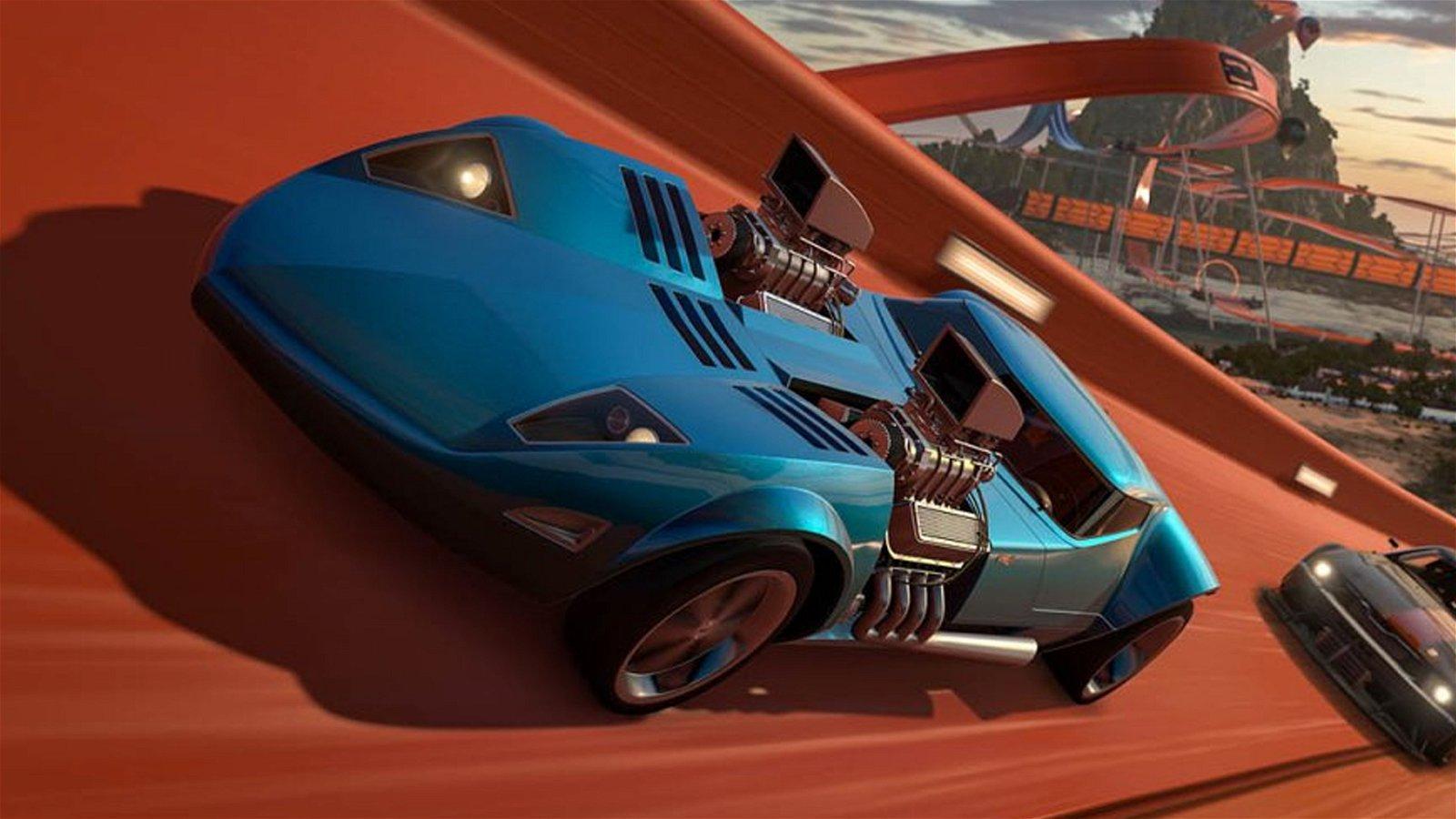 Microsoft Announces Hot Wheels Expansion for Forza Horizon 3 1