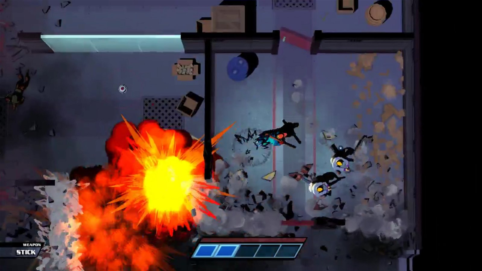 Mr. Shifty Review - Hotline Miami With An Invisible Dodge Roll, Only Worse 3
