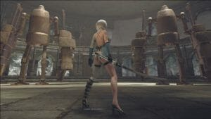 Nier: Automata Colosseum DLC Announced
