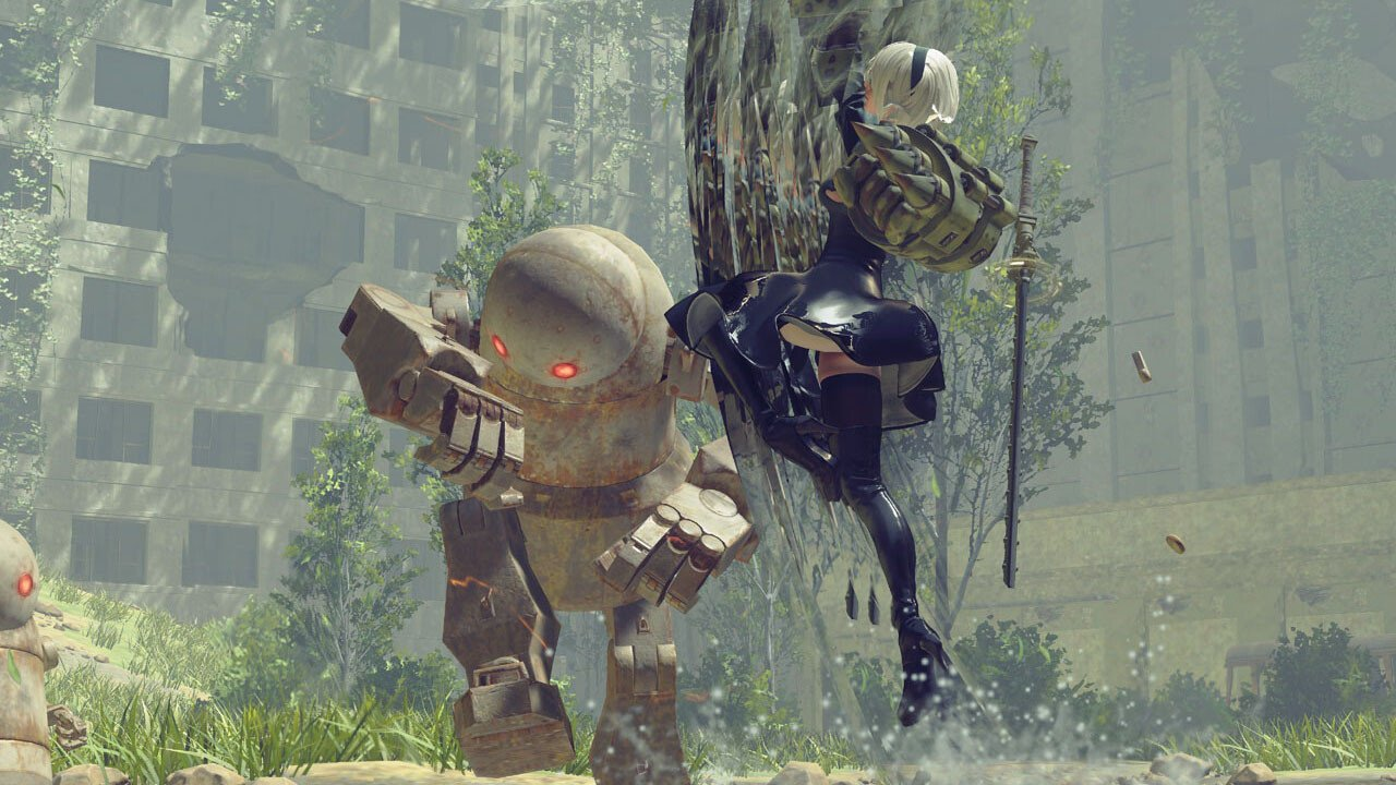 NieR: Automata DLC Heading West in May