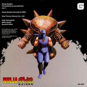 Ninja Gaiden The Definitive Soundtrack Vol 1 + 2 Review 6