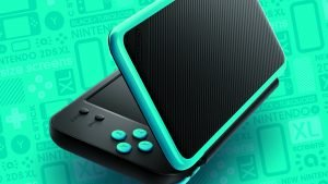 Nintendo Announces New 2DS Console