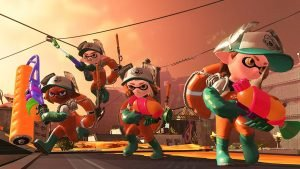 Nintendo to Hold Exhibition Tournament for Splatoon 2 at E3