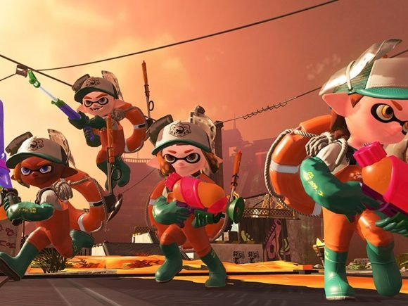 Nintendo to Hold Exhibition Tournament for Splatoon 2 at E3 1