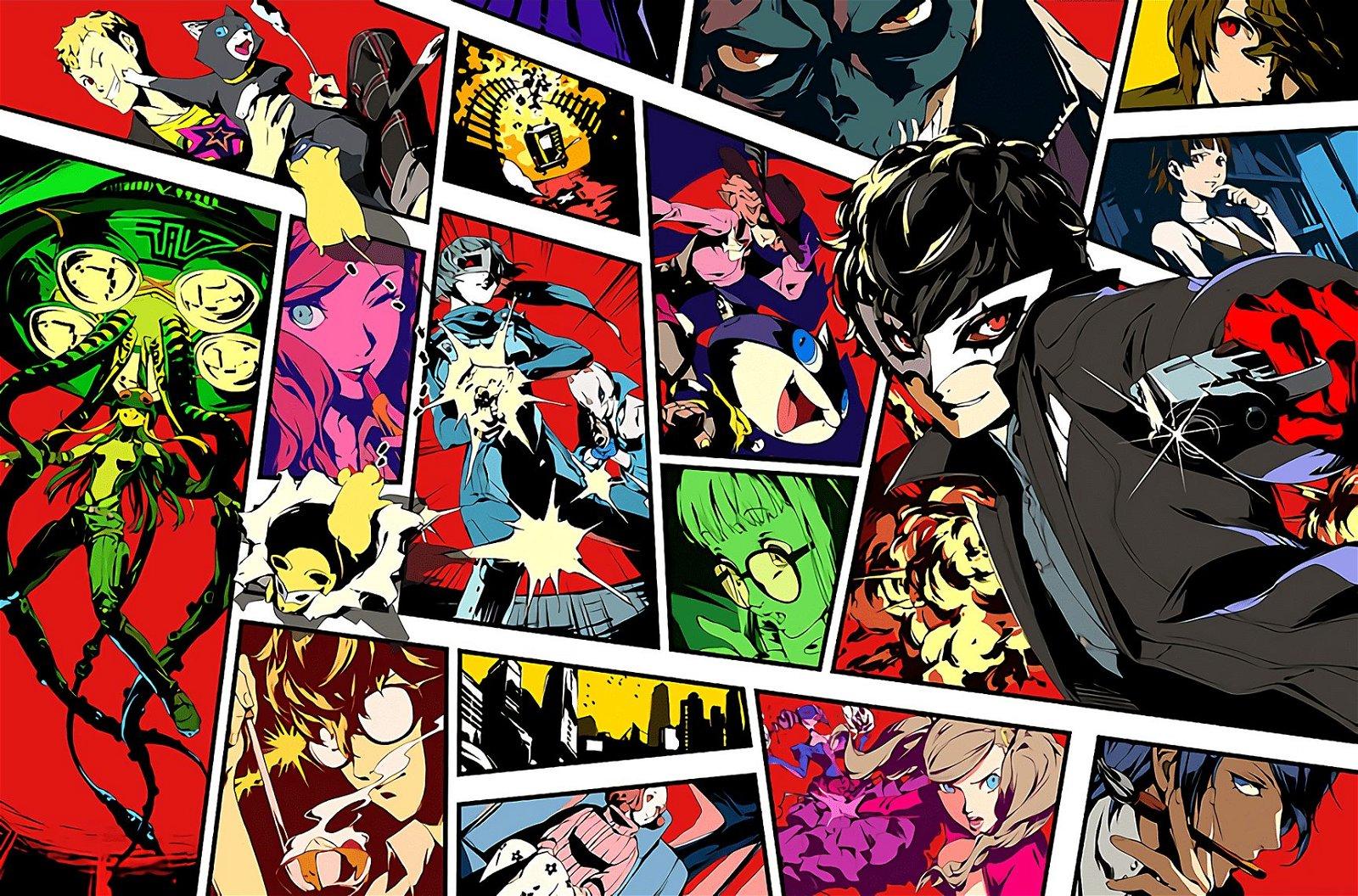 Persona 5 Confidant Guide – Mishima, Yoshida, Oda and Munehisa