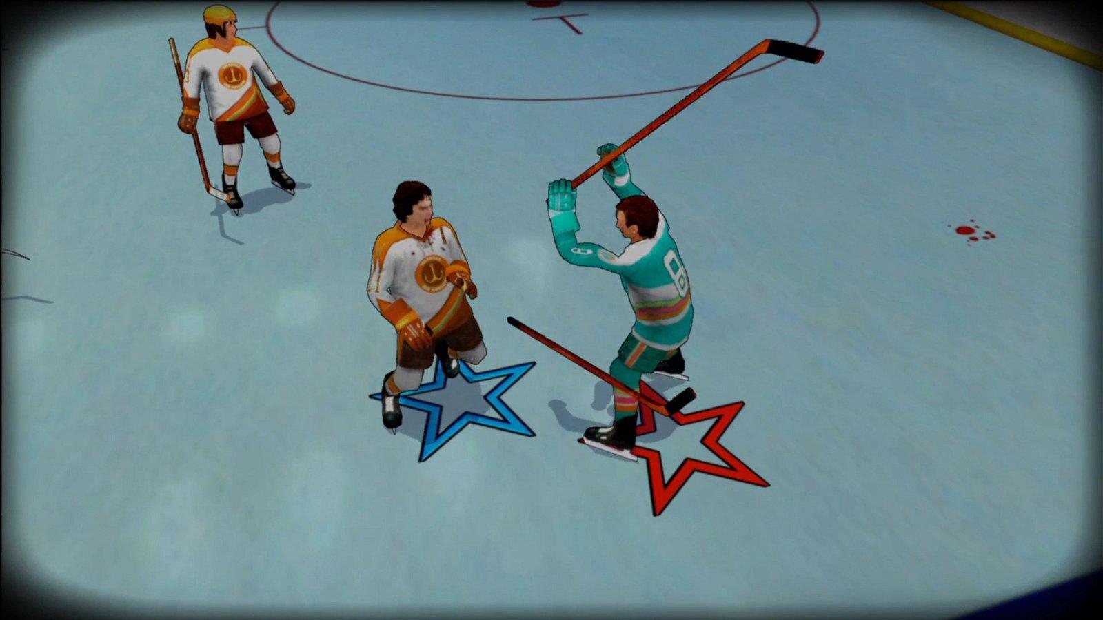 Old Time Hockey Review - Hitz Meets Slapshot 4