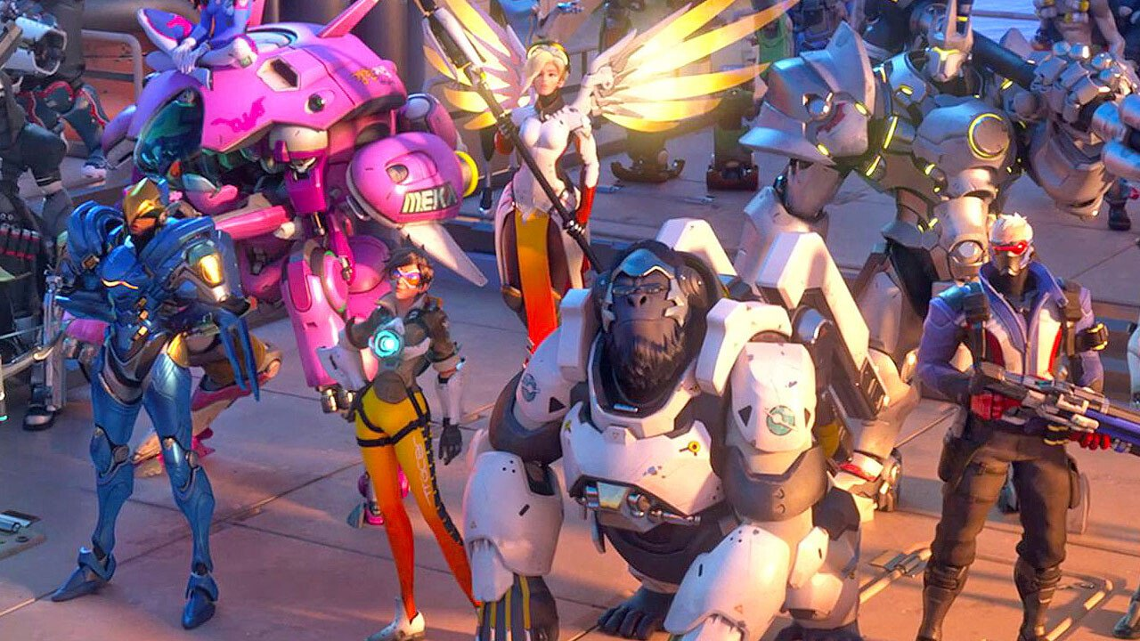 Overwatch Has its First Match-Fixing Scandal
