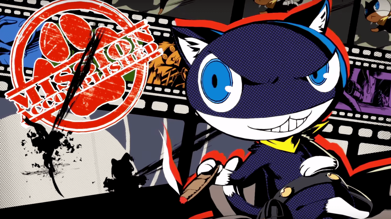 Persona 5 Confidant Guide – Sae, Igor, Morgana, and Sojiro 2