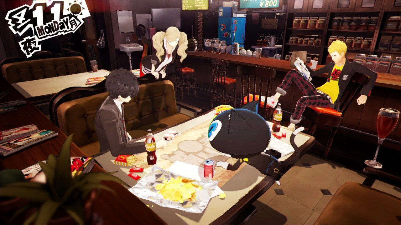 Persona 5 Guide - Test Answers For Class Questions, Exams And Tests 3