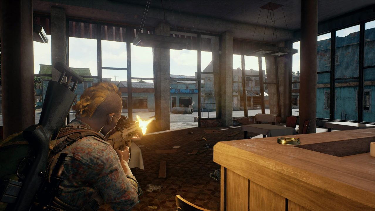 Playerunknown's Battlegrounds Preview - Tactical Feel 2