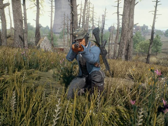 Playerunknown's Battlegrounds Preview - Tactical Feel