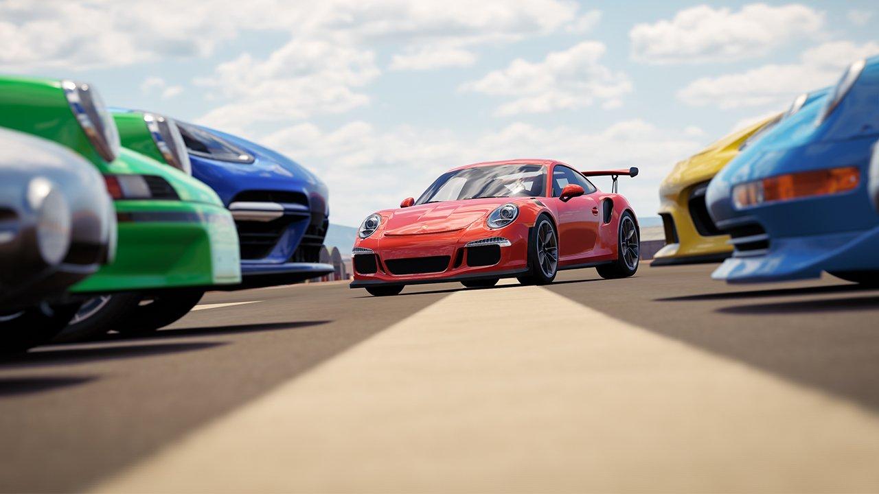 Porsche and Turn 10 Studios Announce Six-Year Partnership 2