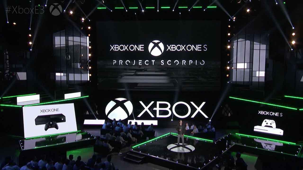 Project Scorpio Confirmed for E3 in June