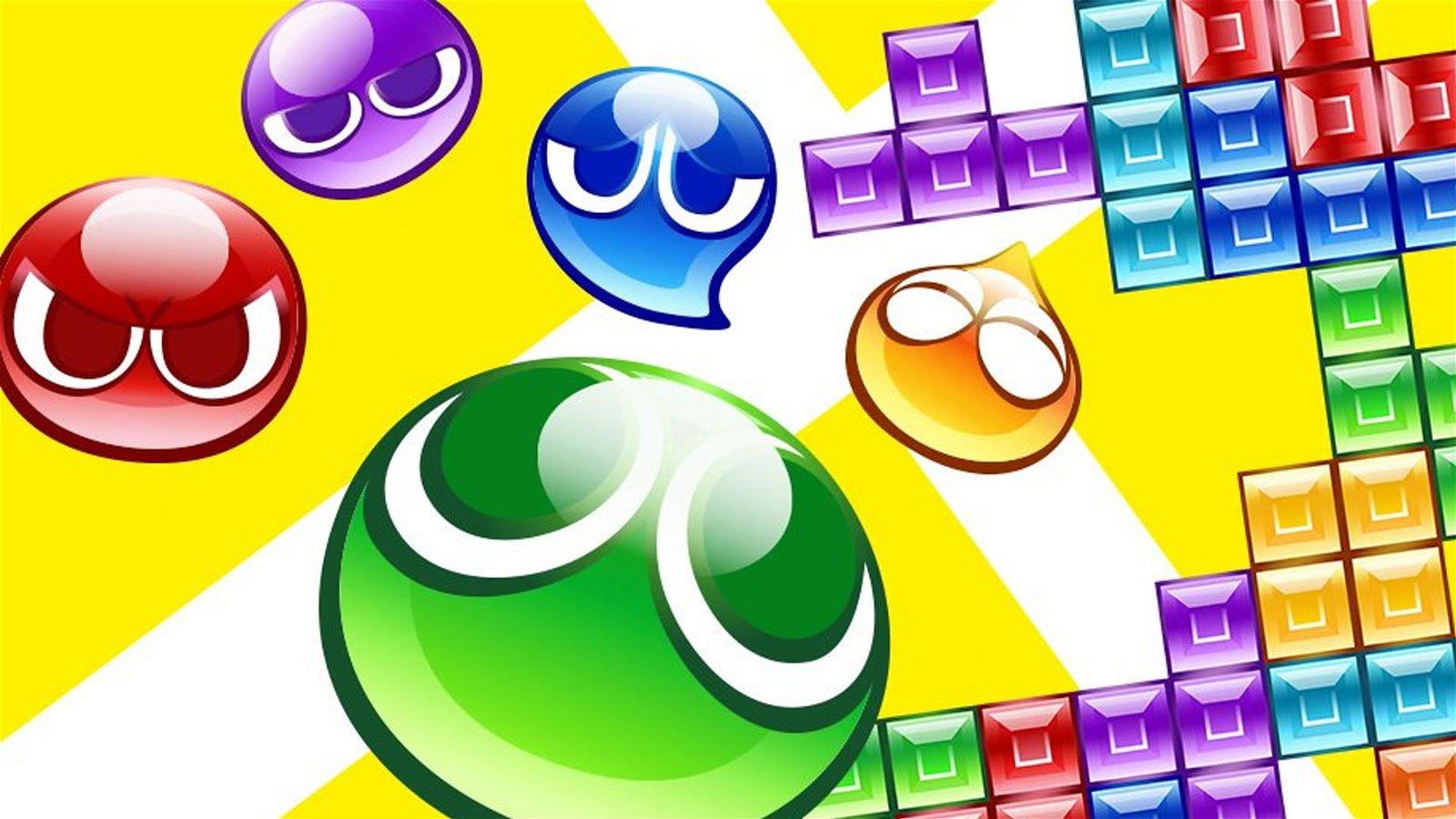 Puyo Puyo Tetris Review - Puzzle Greatness 4