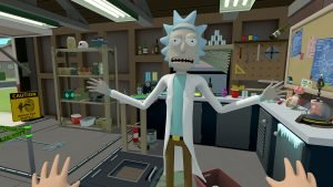 Rick and Morty VR Game Gets Release Date