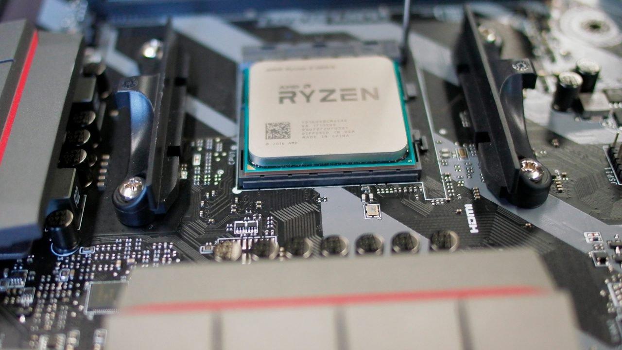 Ryzen 5 1500X Hardware Review - Pure Performance