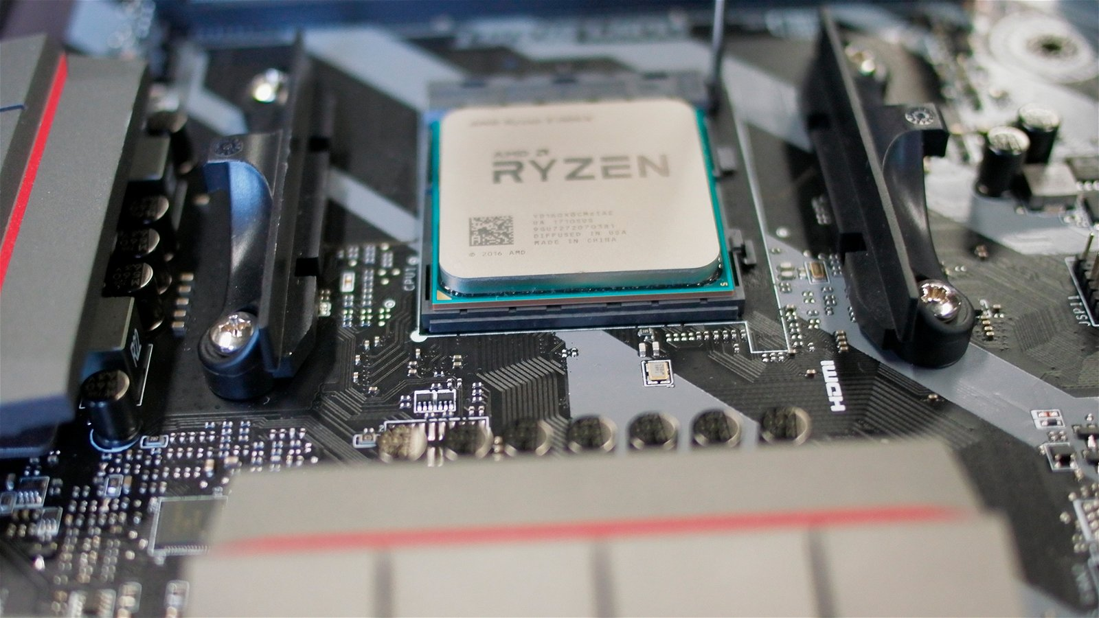 Ryzen 5 1500X Hardware Review - Pure Performance
