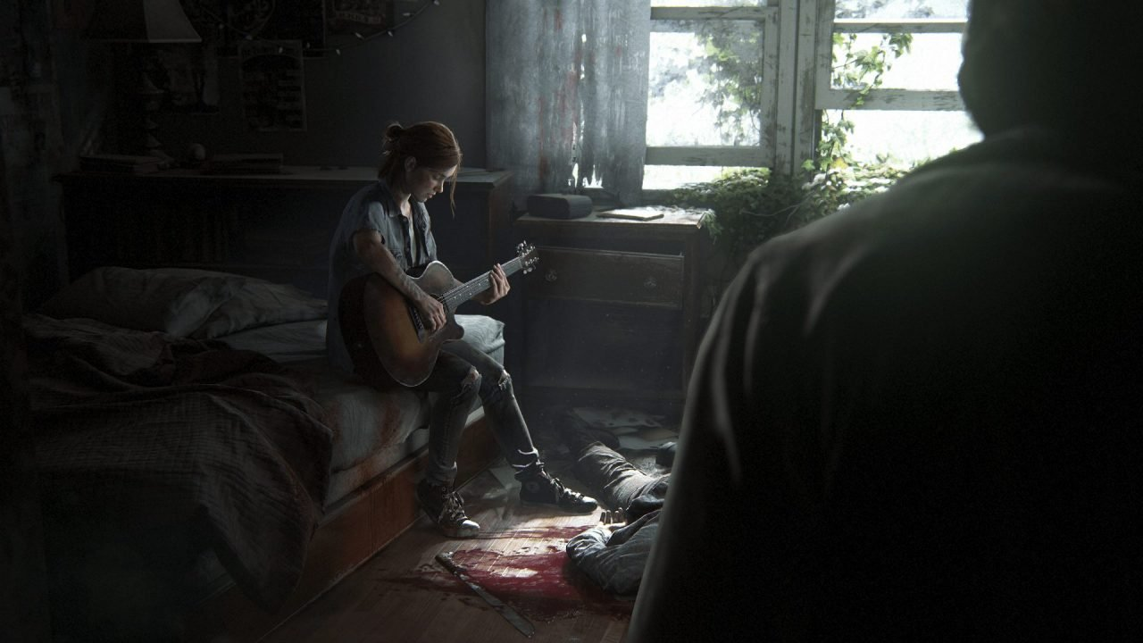 Shannon Woodward Confirmed for The Last of Us II
