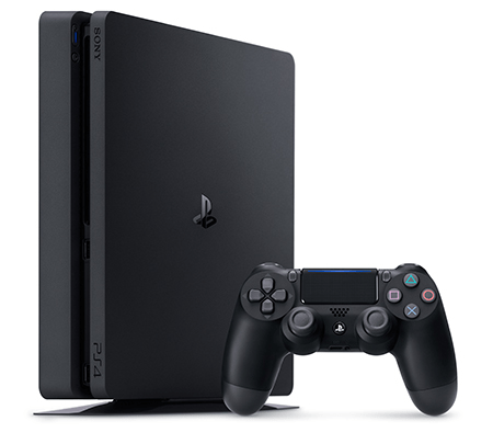Sony Announces 1TB PS4 Slim Version 1