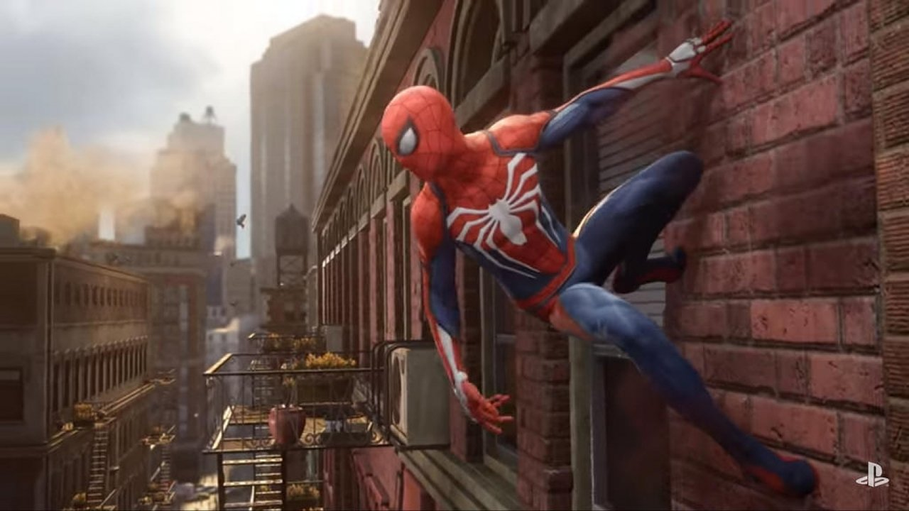 Spider-Man PS4 Has Been Confirmed for 2017 1