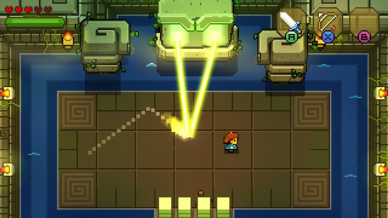 Blossom Tales: The Sleeping King Review - A Different Zelda
