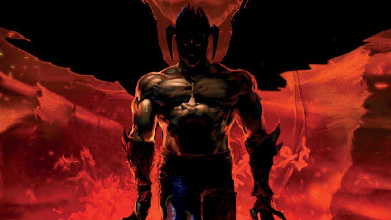 Tekken Issue #1 Receives an Extended Art Preview 9