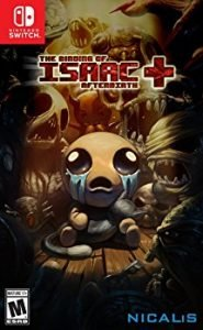 The Binding of Isaac: Afterbirth+ Switch Mini-Review 1
