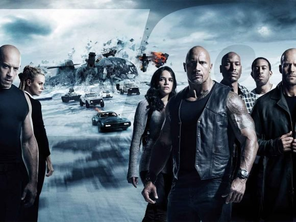 The Fate of the Furious Movie Review - Big Bald Family 2