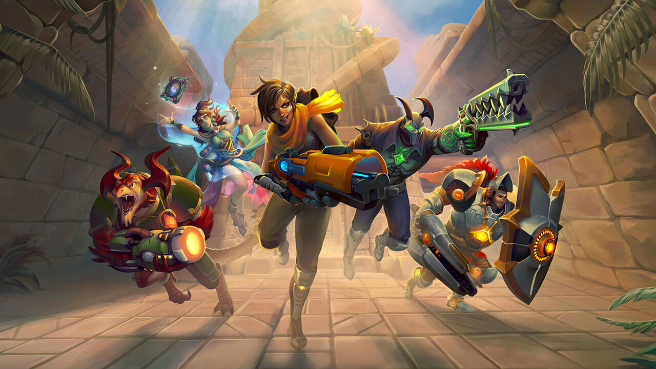 The Paladins Console Open Beta Officially Kicks Off 1