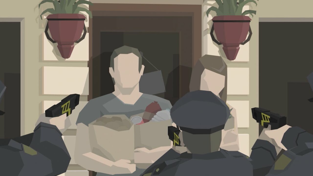 This is the Police Review - Simple but Addictive 1